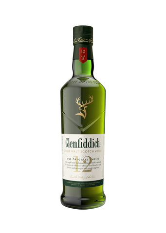 GLENFIDDICH 12YO 700ML