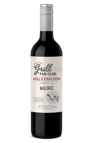 Grill Master Fan Club Malbec 750ml