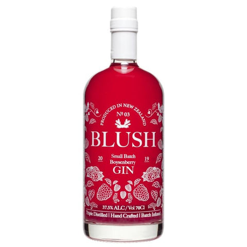 Blush Small Batch Boysenberry Gin 37.5% 700ml - Gin