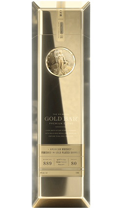 Gold Bar Whiskey California Cask 750ml 40%