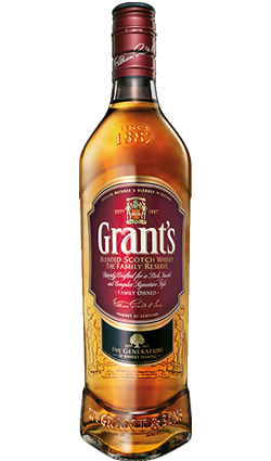 GRANTS SCOTCH 1L, 40%