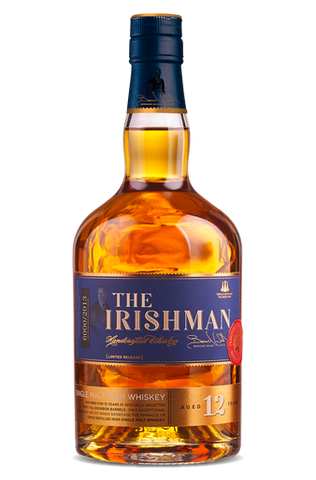 The Irishman 12 YO Single Malt Whiskey 43% 700ml