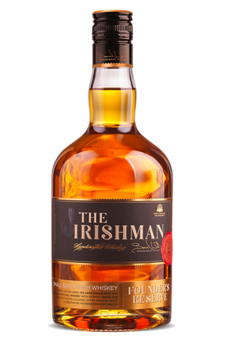 The Irishman Founders Reserve Whiskey 40% 700ml