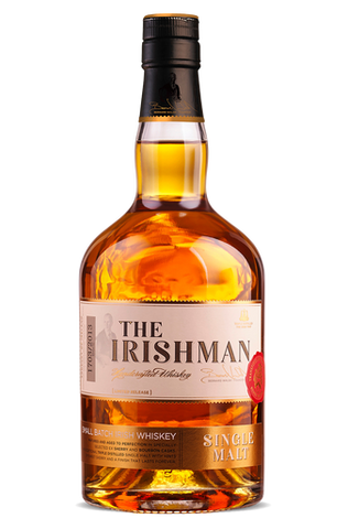 The Irishman Single Malt Whiskey 40% 700ml