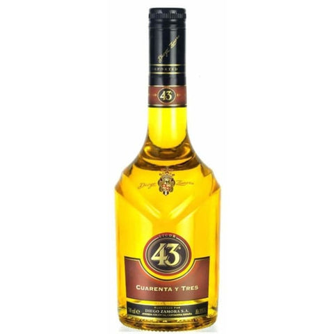 Licor 43 31%, 700ml - Liquor Mart online gifts NZ