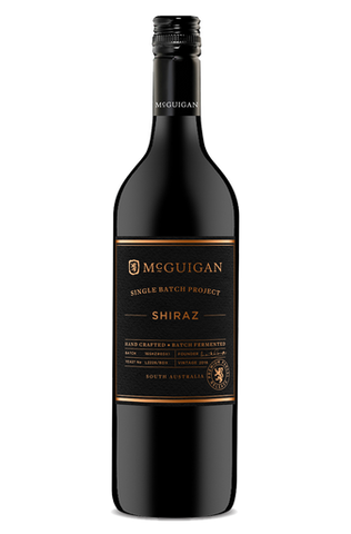 McGuigan Single Batch Project Shiraz 750ml