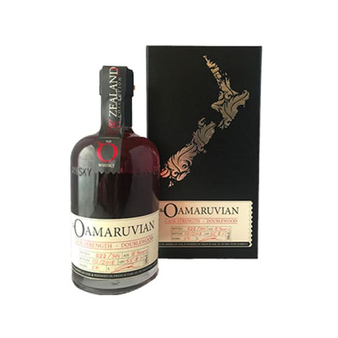 The Oamaruvian 18YO Cask Strength 500ml - Whiskey