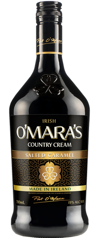 OMaras Irish Cream salted caramel 750ml