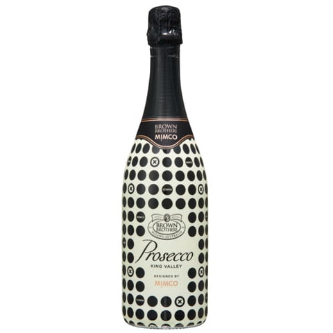 Brown Bros Prosecco Mimco 750ml - Liquor Mart online gifts NZ
