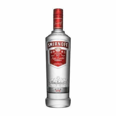 Smirnoff Vodka 37.5%, 500ml - Liquor Mart online gifts NZ