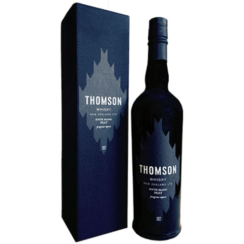 Thomson South Island Peat Whisky 750ml - Liquor Mart online gifts NZ