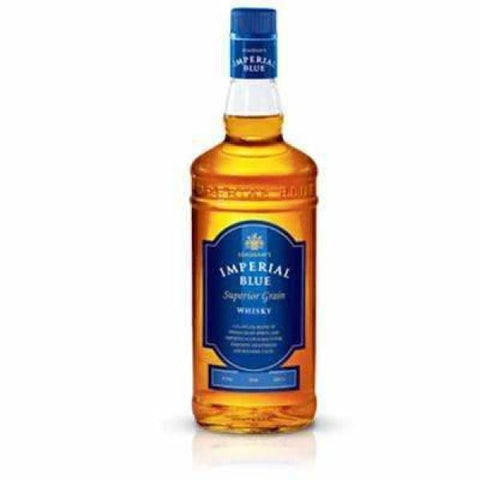 Imperial Blue Indian Whisky 42.8% 375ml - Liquor Mart online gifts NZ