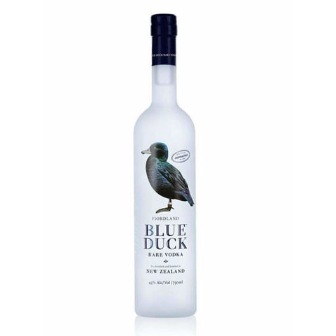 BLUE DUCK VODKA 750ML - Liquor Mart online gifts NZ