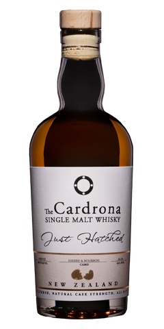The Cardrona Single Malt 64.4% 375ml