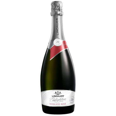 Lindauer Enlighten Moscato Rose 750ml