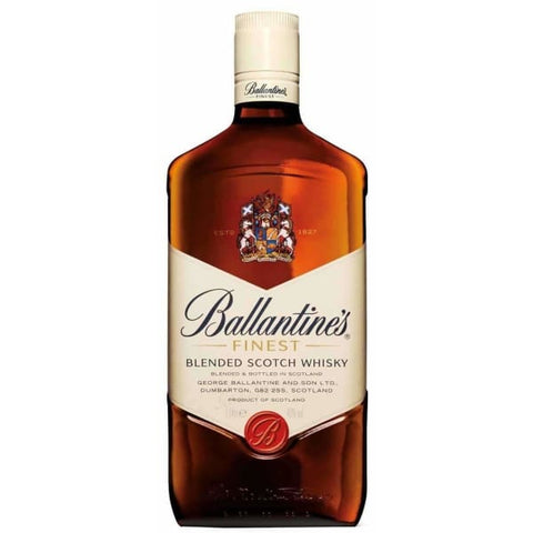 BALLANTINES SCOTCH 1L - Liquor Mart online gifts NZ