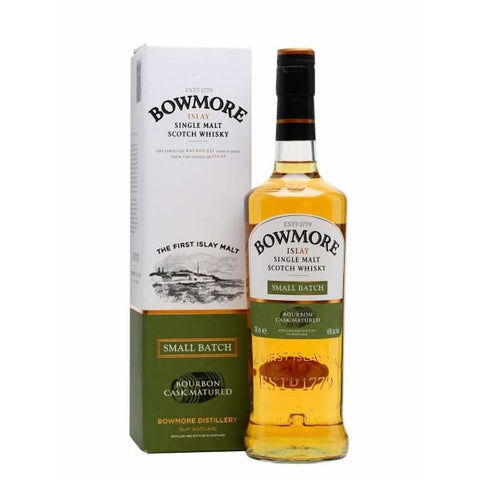 BOWMORE SMALL BATCH RES 700ML - Liquor Mart online gifts NZ