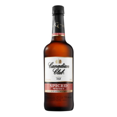CANADIAN CLUB SPICED 1L