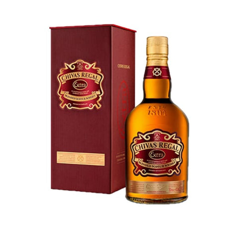 Chivas Regal Extra 700ml - Liquor Mart online gifts NZ