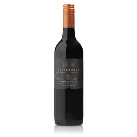 CROSS RDS WC MERL CAB 750ML - Liquor Mart online gifts NZ