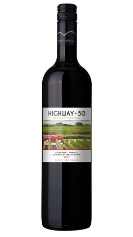 Trinity Hill Hawkes Bay Cabernet 750ml