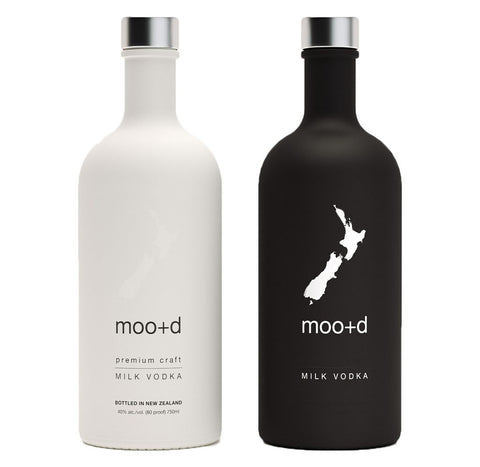 MOO+D Milk Vodka