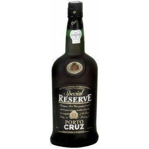 PORTO CRUZ SPEC Reserve PORT 750ML - Liquor Mart online gifts NZ