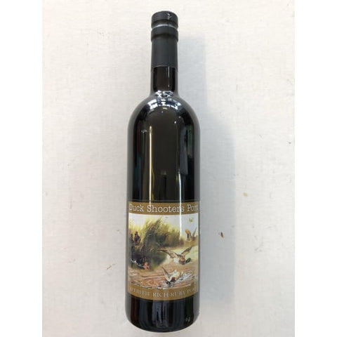 DUCK SHOOTERS PORT, 750ML - Liquor Mart online gifts NZ