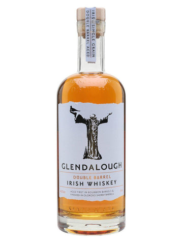 Glendalough Double Barrel Irish Whiskey 700ml, 42%