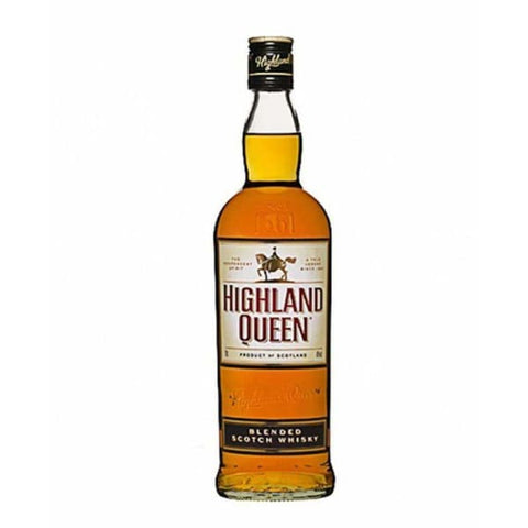 Highland Queen BlendWhisky1Lt (S/L only) - Liquor Mart online gifts NZ