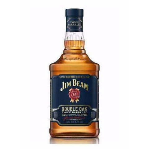 Jim Beam Double Oak, 700ml - Liquor Mart online gifts NZ