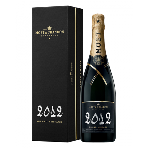 MOET CHANDON GRAND VINTAGE 2012 750ML