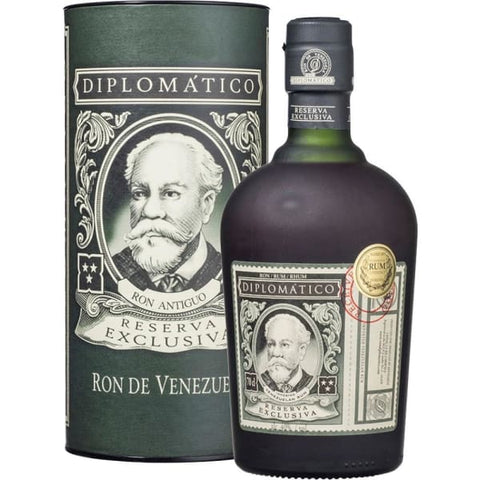 Ron Diplomatico Reserva Exclusiva 700ml - Liquor Mart online gifts NZ