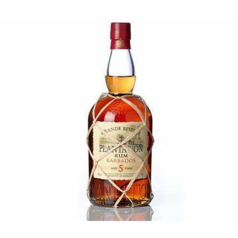 Plantation Grand Reserve Rum 700ml - Liquor Mart online gifts NZ