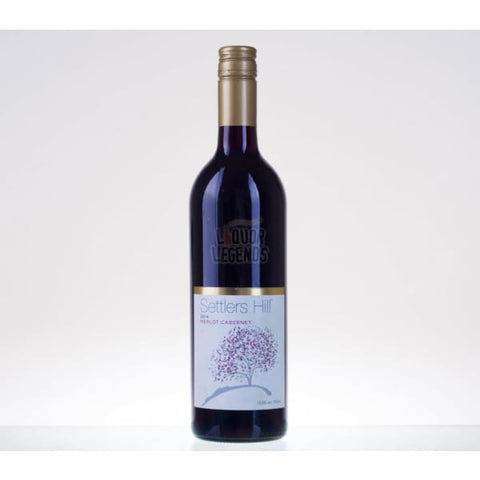 Settlers Hill Merlot Cabernet 750ml - Red Wine
