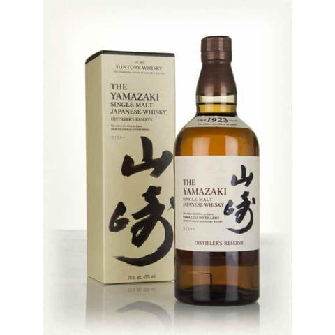 The Yamazaki Distillers Reserve 700ml - Scotch