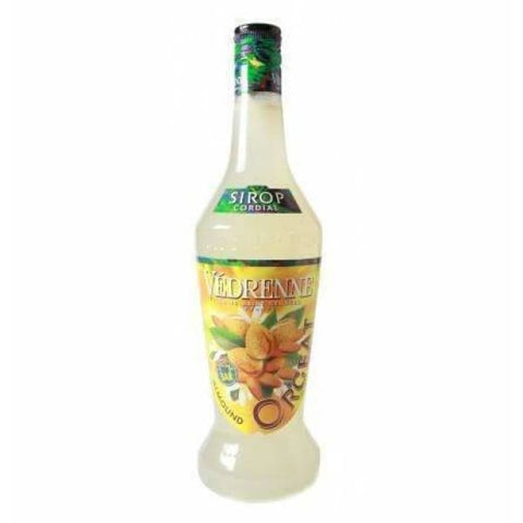 Vedrenne Orgeat (Almond)   Syrup 700ml - Liquor Mart online gifts NZ