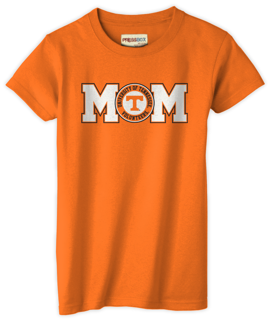 Orange TN Mom S/S Tee