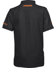Load image into Gallery viewer, TN Script T Polo in Black