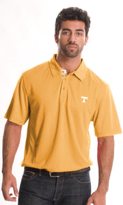 First Cut Solid Performance Polo