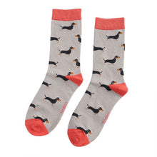 Load image into Gallery viewer, Sausage Dog Socks