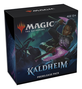 Preorder - MTG - Kaldheim Prerelease at Home Event Kit