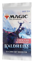 Load image into Gallery viewer, Preorder - MTG - Kaldheim Set Booster Box
