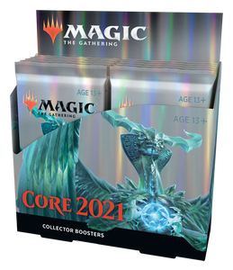 MTG - Core 2021 Collector Booster Box