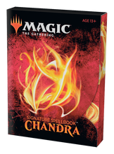 Load image into Gallery viewer, MTG - Signature Spellbook Chandra