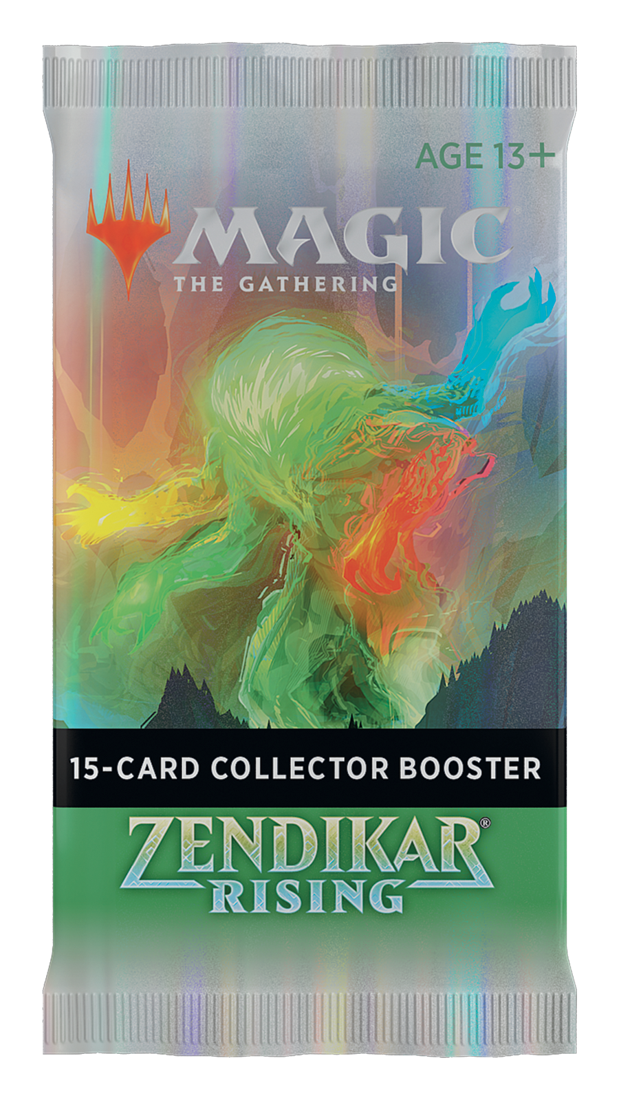MTG - Zendikar Rising Collector Booster Pack