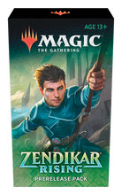 Load image into Gallery viewer, Preorder - MTG - Zendikar Rising Prerelease at Home Event Kit