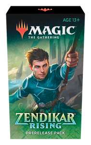MTG - Zendikar Rising Prerelease Kit