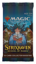 Load image into Gallery viewer, Preorder - MTG - Strixhaven Collector Booster Box