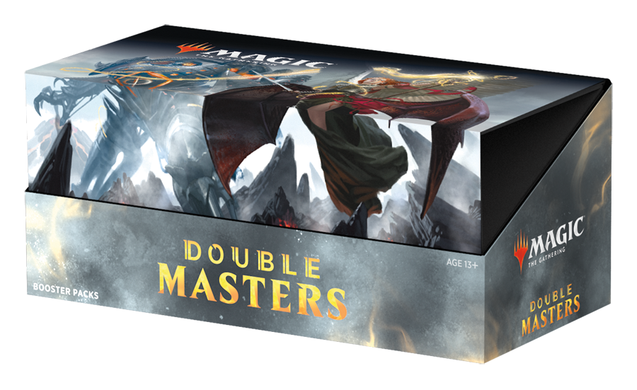 Preorder - MTG - Double Masters Booster Box